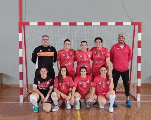 Fútbol Sala Femenino Dúrcal