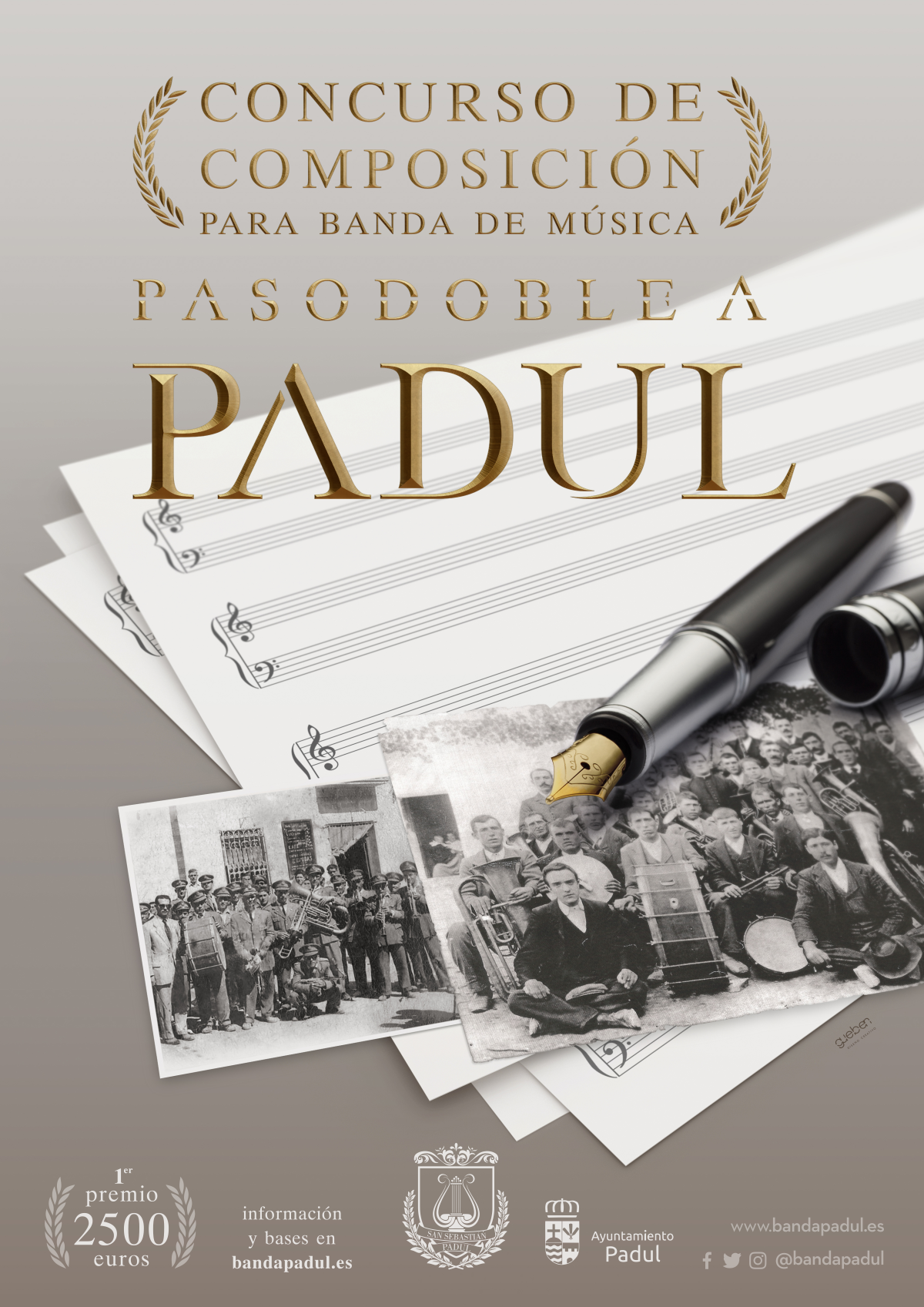 CONCURSO PASODOBLE PADUL