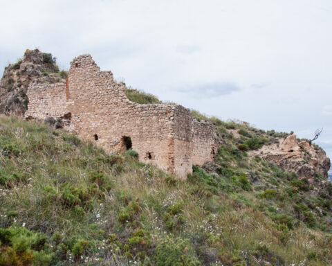 Estado actual del Castillo de Mondújar / Salvador Fornell
