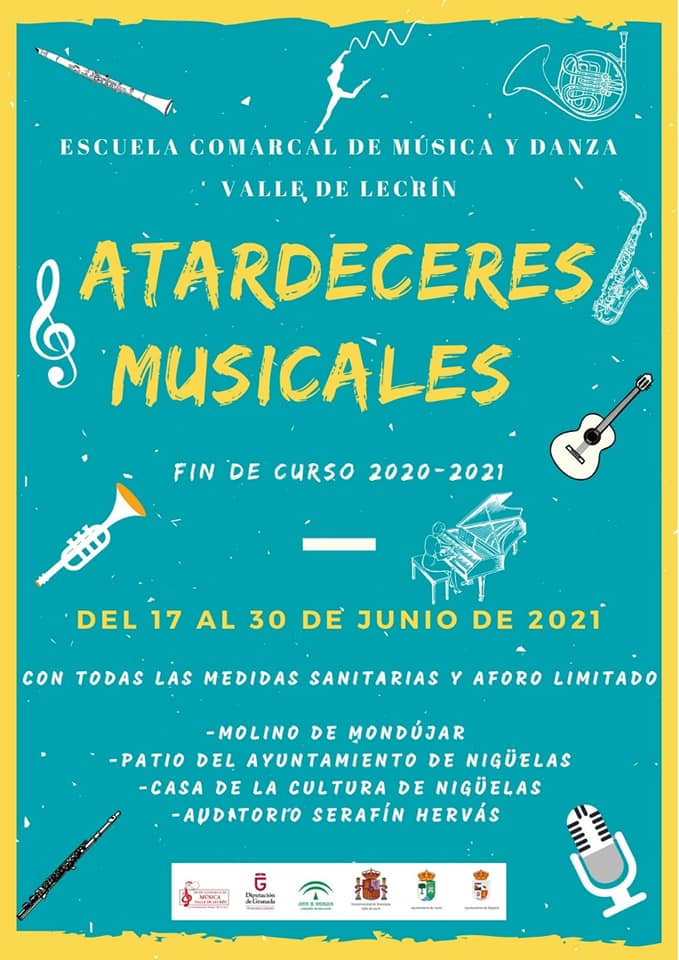 ATARDECERES MUSICALES