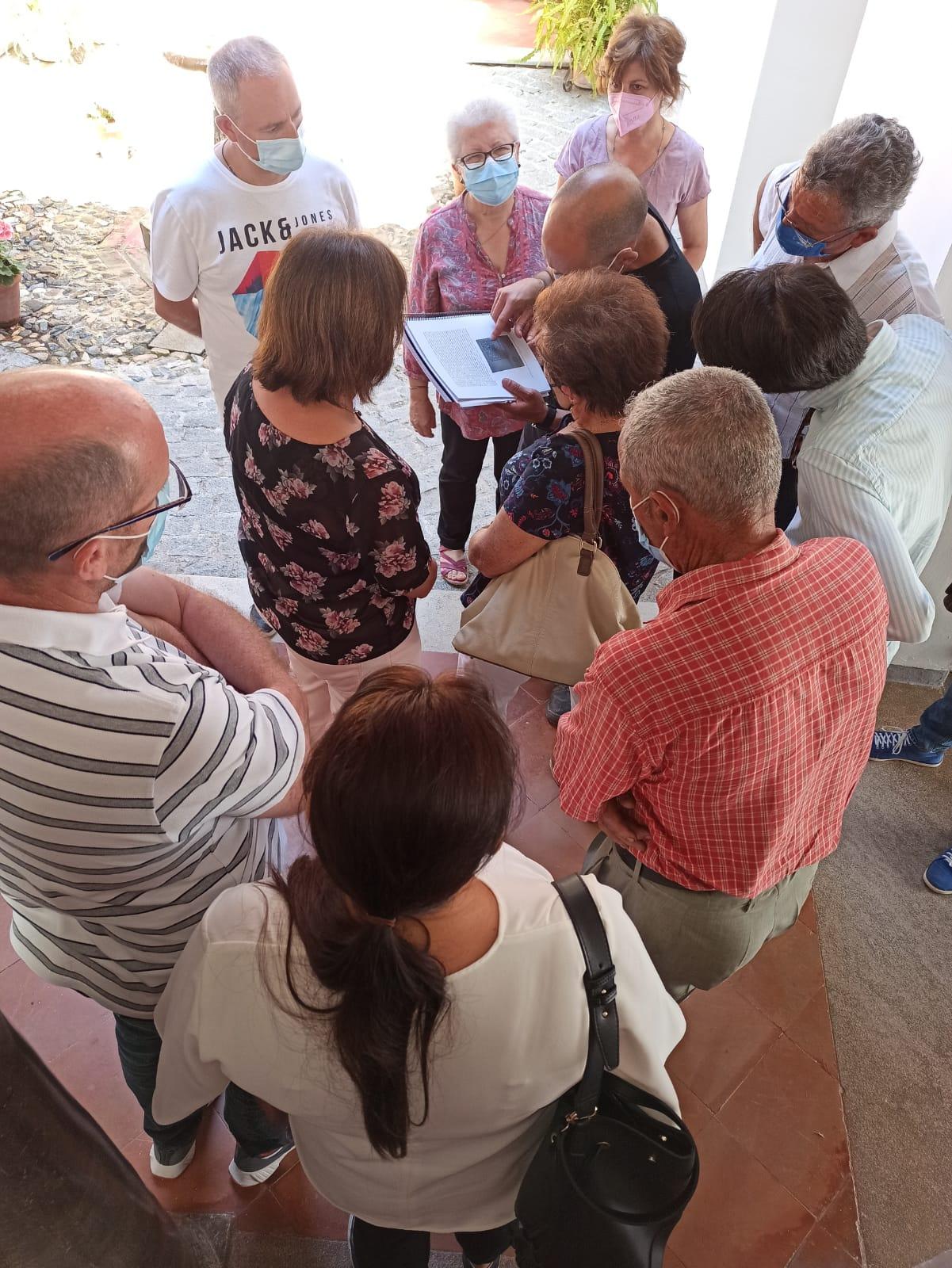 """""""Proyecto de excavación y exhumación arqueológica y antropológica de la fosa común número 2 del cementerio de Nigüelas"""","""