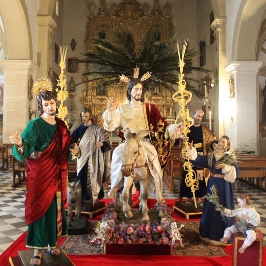 Hermandad Nuestro Padre Jesús de la Victoria y Nuestra Señora del Valle de Padul