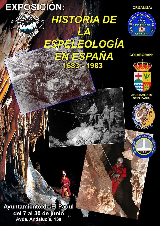 """Exposición """"Historia de la Espeleología en España. 1683-1983"""""""