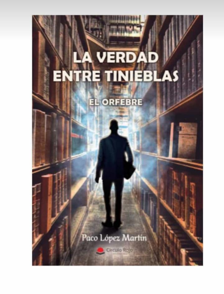 Fico rma de libros Paco López Martín
