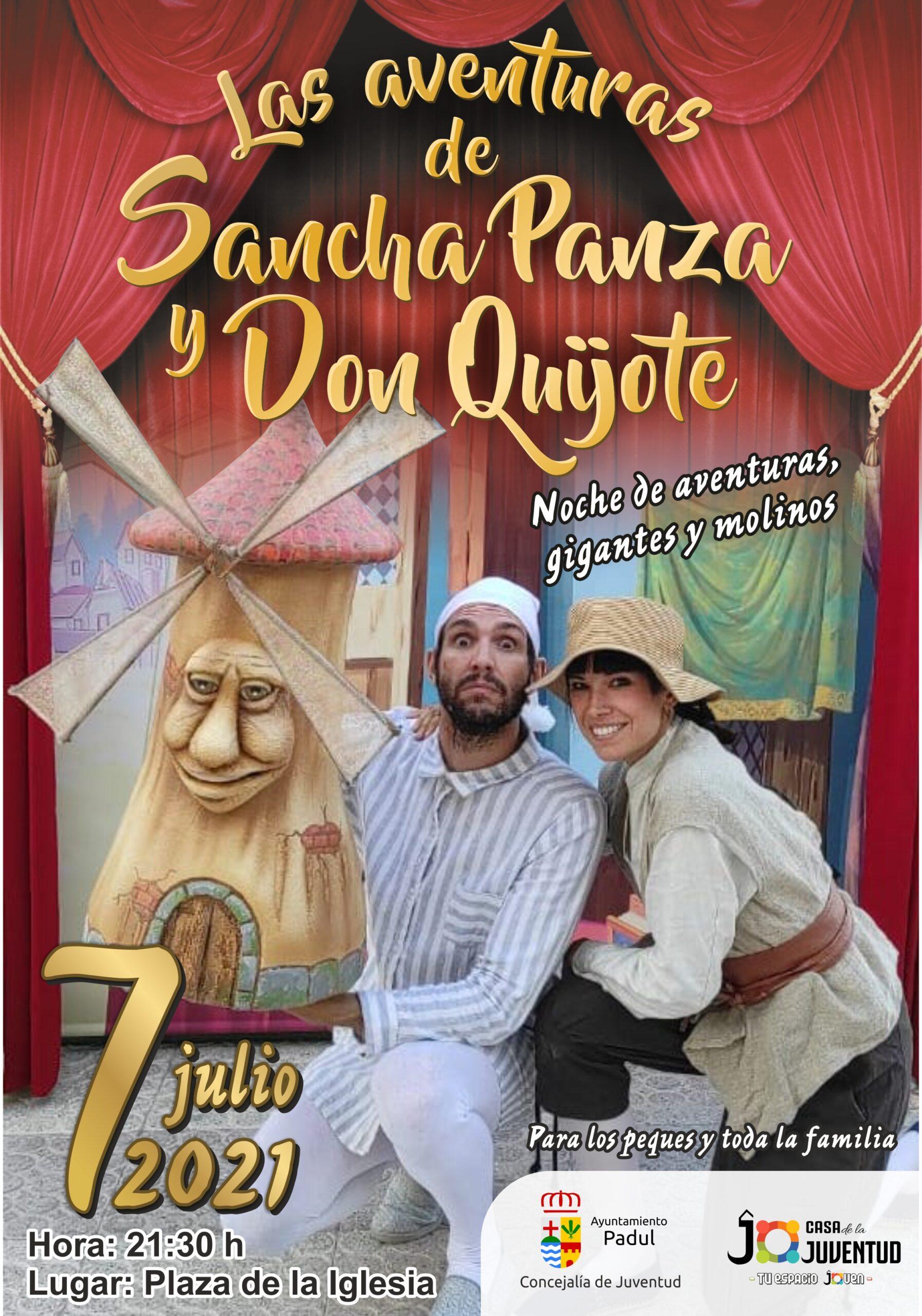 Teatro Sancha Panza