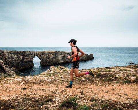 Nico Molina gana la OTSO Trail de Menorca