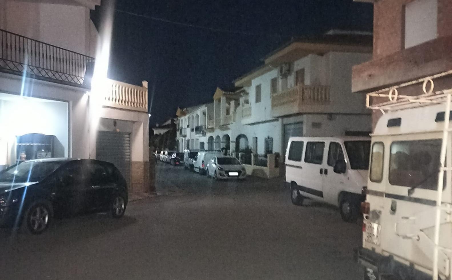 Calle Campohermoso, donde ha ocurrido el suceso / Delia Molina