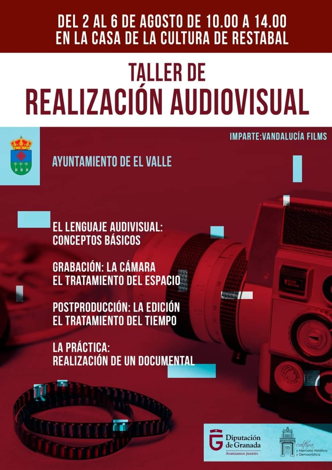 TALLER DE REALIZACIÓN AUDIOVISUAL