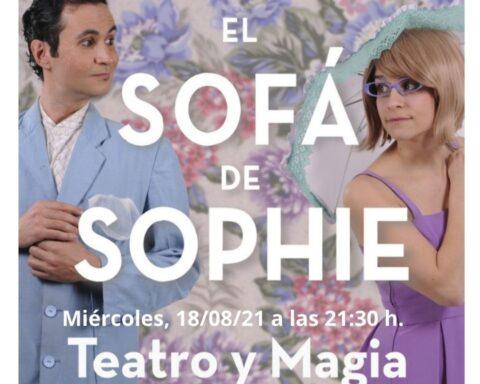 EL SOFÁ DE SOPHIE