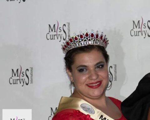 AMARA MISS CURVYS 2021